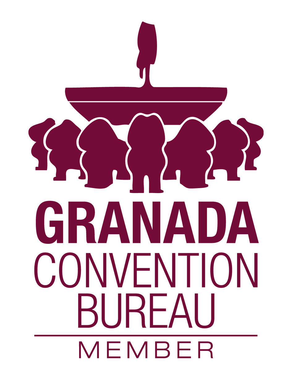 A-F logotipo Granada Convention MEMBER